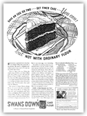 Coffee Spice Cake 1932