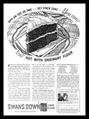 Coffee Spice Cake 1932