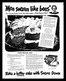 Fiesta Banana Cake 1950's