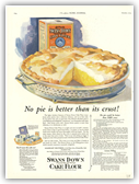 No Pie Is Better 1924