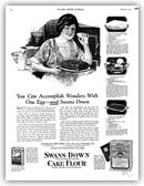 One Egg Cakes 1923