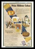 Prize Ribbon Cakes 1920