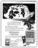 White Fruit Cake 1931
