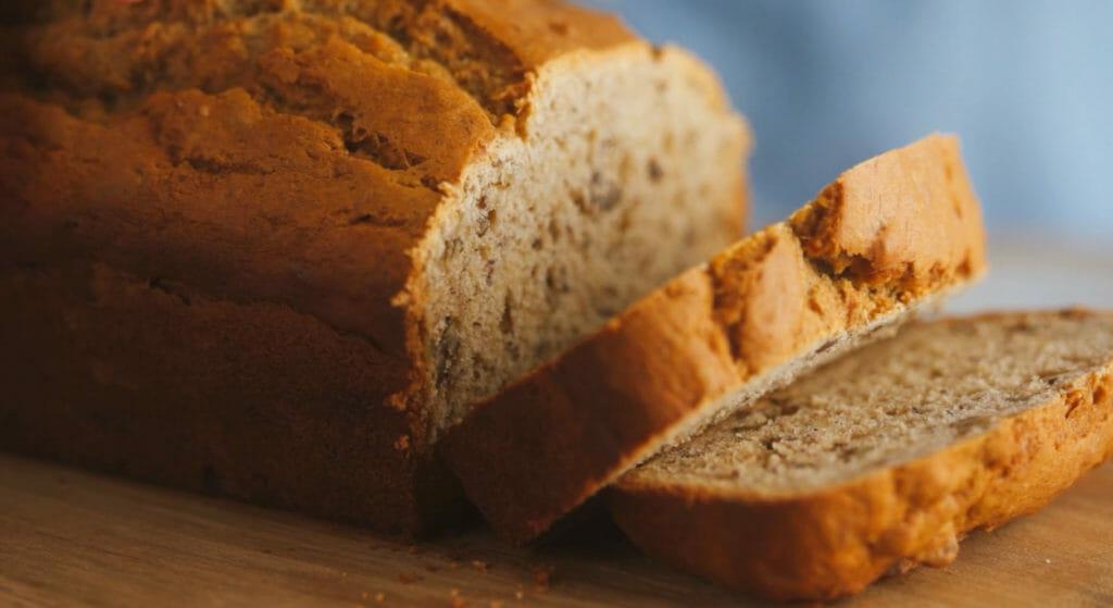 Chai Spiced Banana Bread