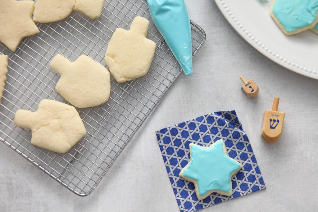 Bubbe's Hanukkah Cookies
