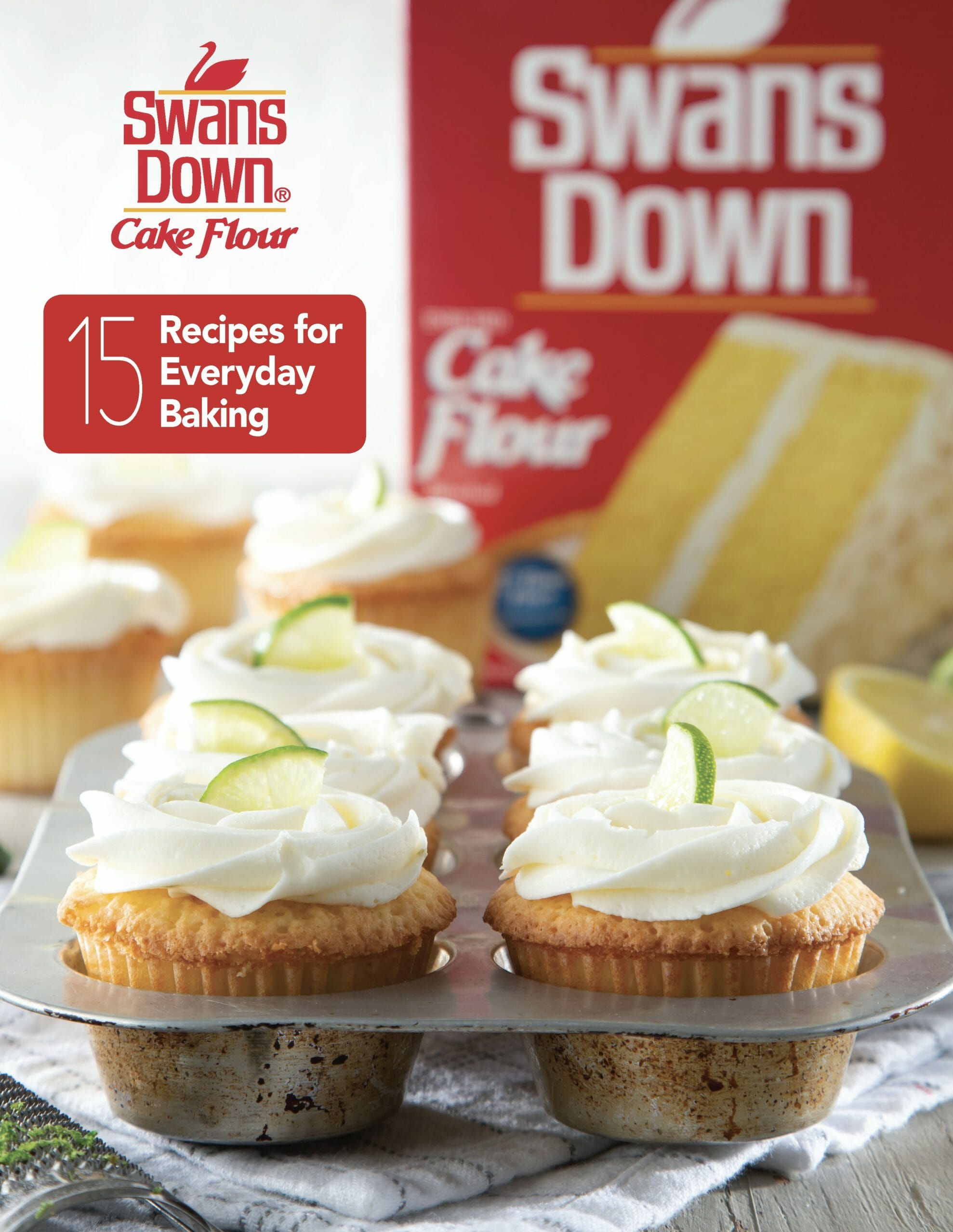 15 Recipes For Everyday Cake Baking Cover Image