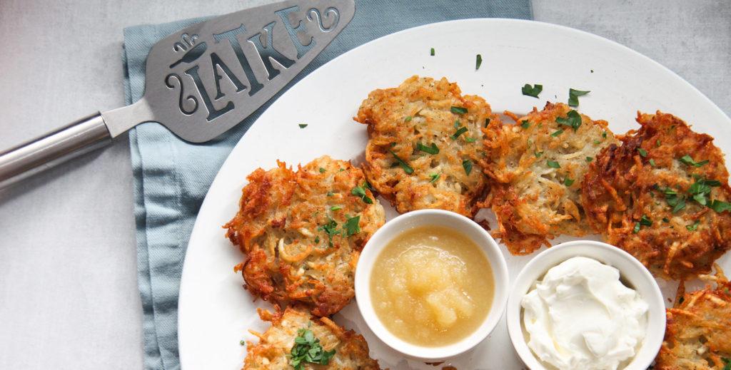Latkes (Potato Pancakes)