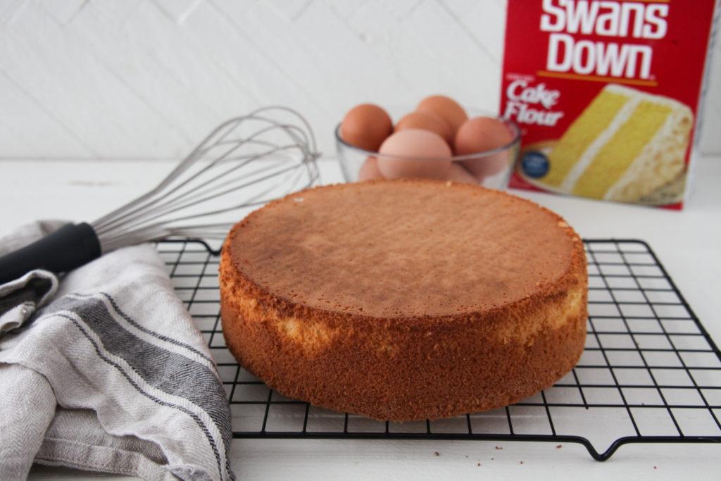 Traditional Sponge Cake